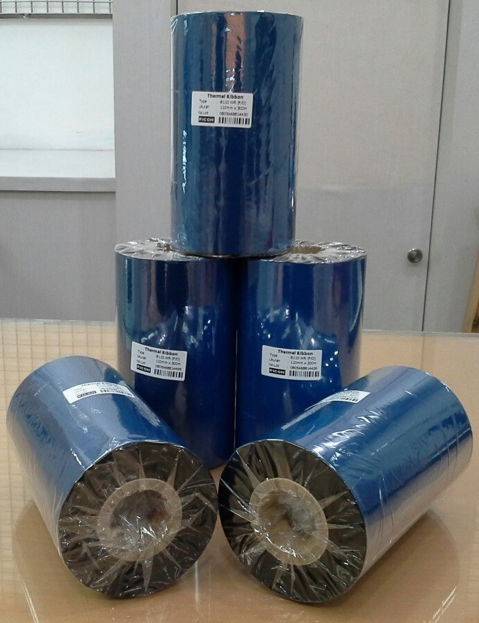 Thermal Transfer Ribbon B110WR